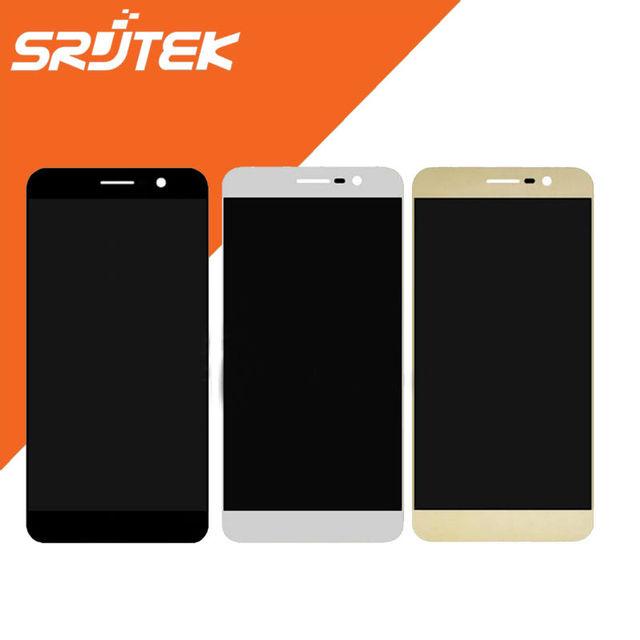 5.5 ''full display lcd + touch screen substituição digitador assembléia para zte blade a910 ba910 td-lte preto/branco/ouro