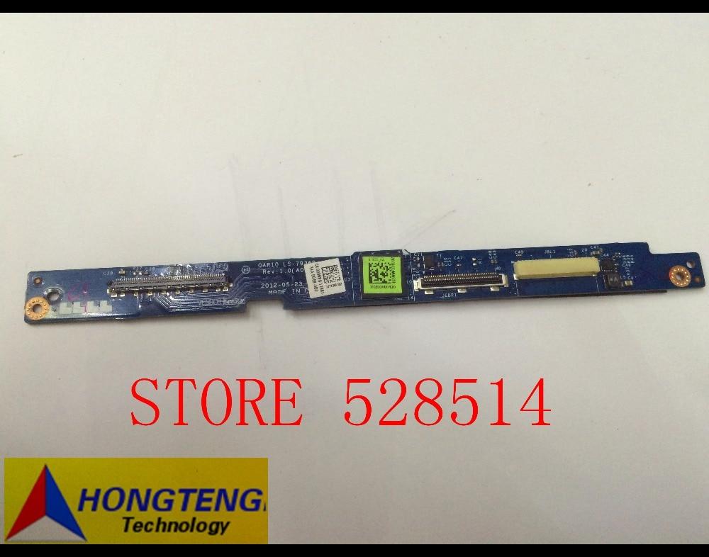 0DR8G 00DR8G CN-00DR8G FOR Dell Laptop RGB LED Inverter LS-7936P Precision M6600 M6700 100% Test ok