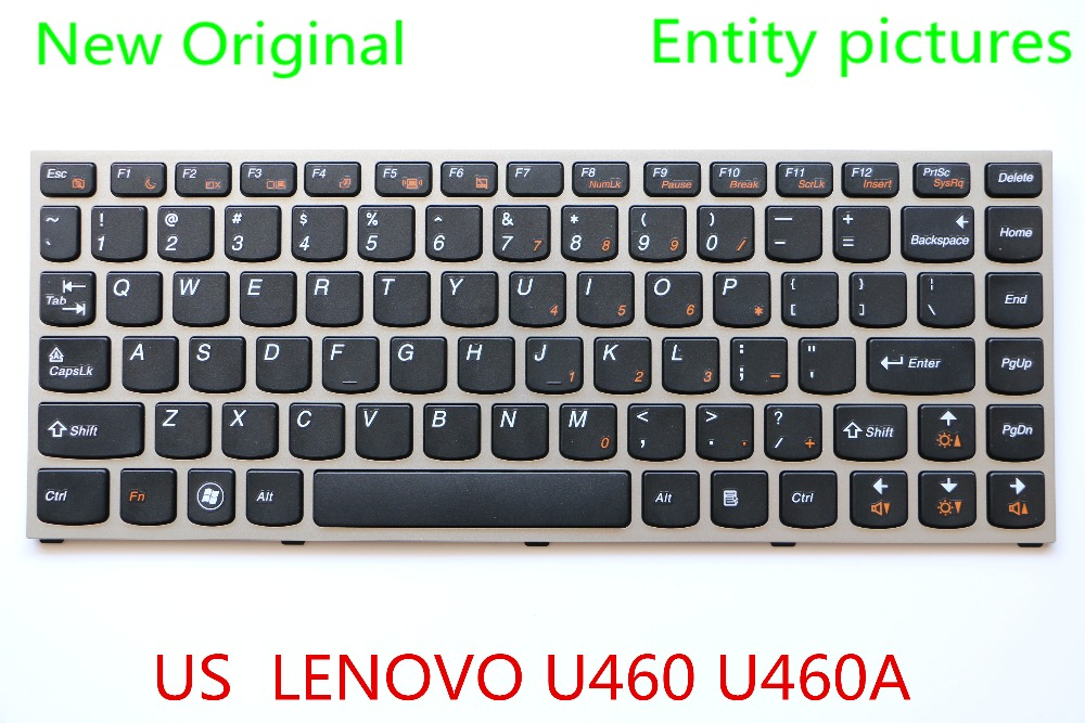 US $4 2 |New Original Keyboard FOR LENOVO U460 U460A US Laptop Keyboard-in  Replacement Keyboards from Computer & Office on Aliexpress com | Alibaba