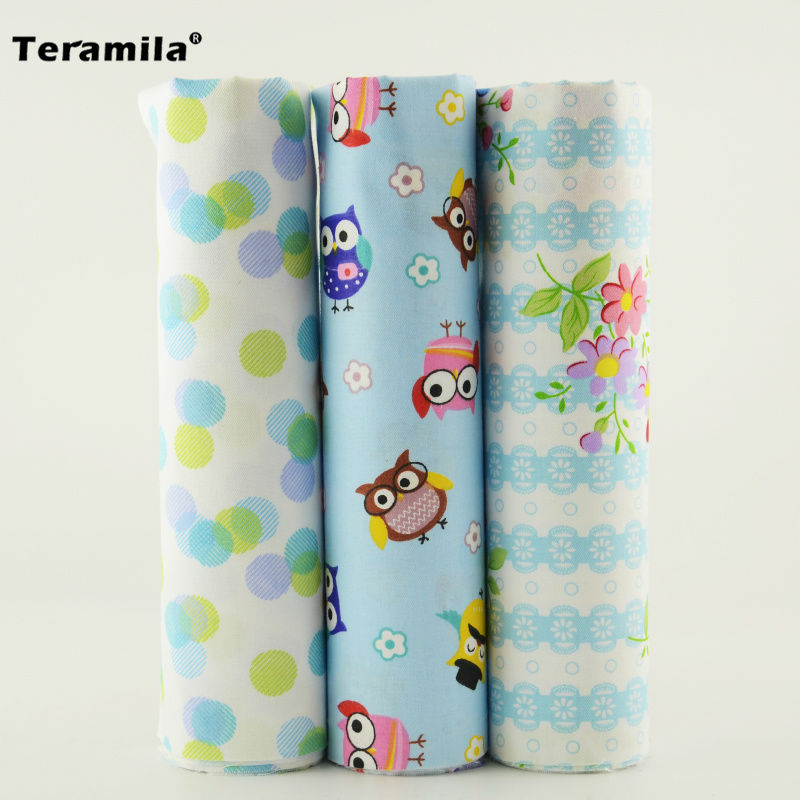 Buy 100 cotton fabric light sky blue for Cotton fabric for children s clothes