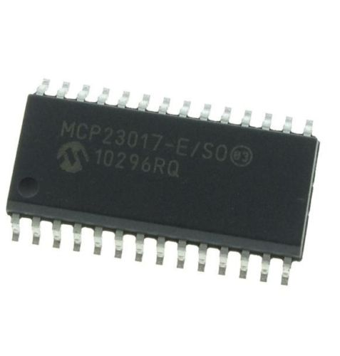 10 PCS MCP23017 MCP23017-E/SO IC I/O EXPANDER I2C 16Bit 28SOP NEW