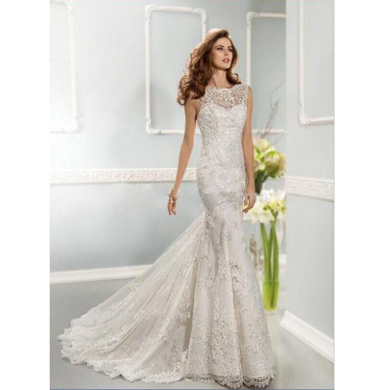 Selling Wedding Gowns: Vestido De Noiva New Best Selling Luxurious Backless