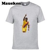Uomini Wilfried Zaha #11 Vestiti T-Shirt T Shirt da Uomo per Costa D'avorio fans regalo o-neck tee W17072821