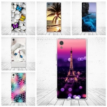 Case for Sony Xperia XA1 G3121 G3112 G3125 G3116 G3123 Back Silicone Cover for Sony Xperia Z6 5.2