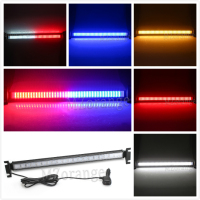 Led Strobe Light police warning lights flash signal emergency warning light Fireman Car Windshield Police Beacon super bright