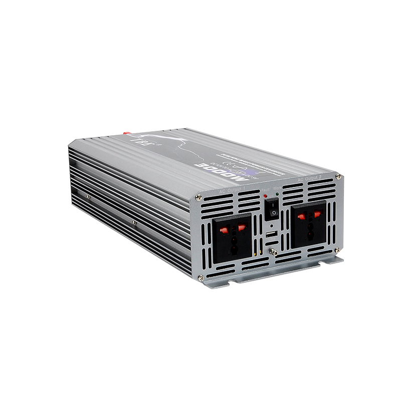 High Quality 3000W Pure Sine Wave Power Inverter Car Auto 3kw Power Inverter For Boat House Bazaar Pure Sine Wave With Charger - 3