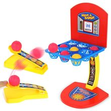 Mini Table Toys Desktop Shooting Basketball Hoop Parent-child Interactive Game Gift For Children Kids factory direct wholesale billiard game billiards color matching cognitive parent child game desktop classic toys kids wood toys