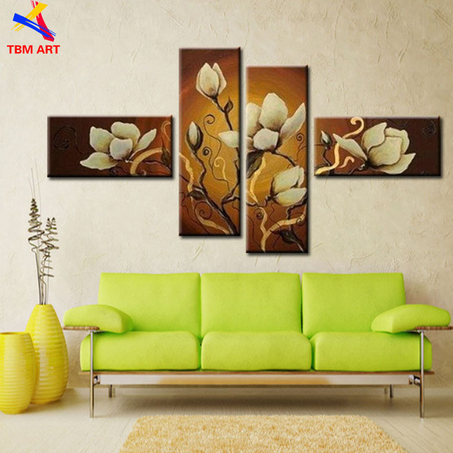 Hot Sale 100% Handpainted Modern Abstract Oil Painting On Canvas Wall Art Home Decoration Picture for Living Room No Frame G007