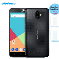 Ulefone S7 Pro 5 Inch Smartphone Dual Rear Cameras 13MP 2GB RAM 16GB ROM Android 7