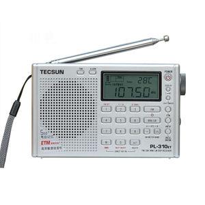 Image 2 - Tecsun PL 310ET מלא רדיו דיגיטלי ממצת אפנון FM/AM/SW/LW סטריאו רדיו נייד רדיו באינטרנט עבור אנגלית רוסית משתמש