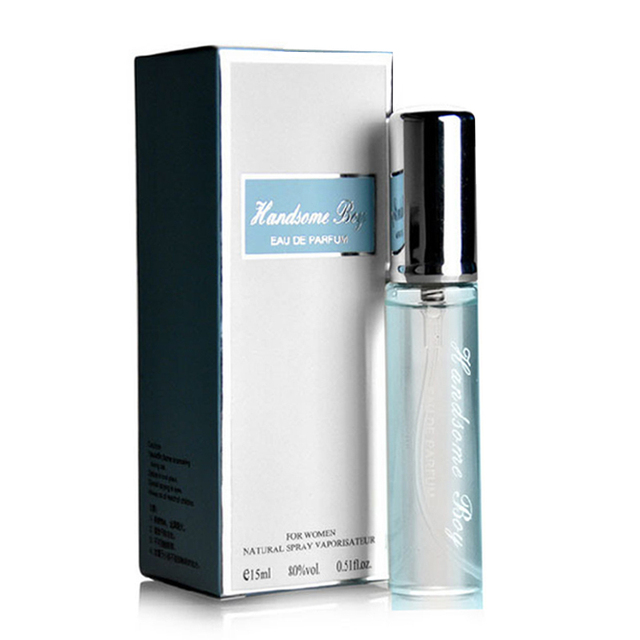 Classic Cologne Fragrant Men Mini Bottle Portable For Men Female Floral Women Deodorant Lasting Fragrance Spray Bottle 15ml