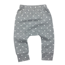 Boys Girls Baby Pants Kids Casual Harem PP Trousers Knitted