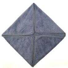 5 stks Microfiber Handdoek Auto Schoonmaken Drogen Doek 30*30 cm Car Care Wax Polijsten Detaillering Handdoeken Super Absorberende