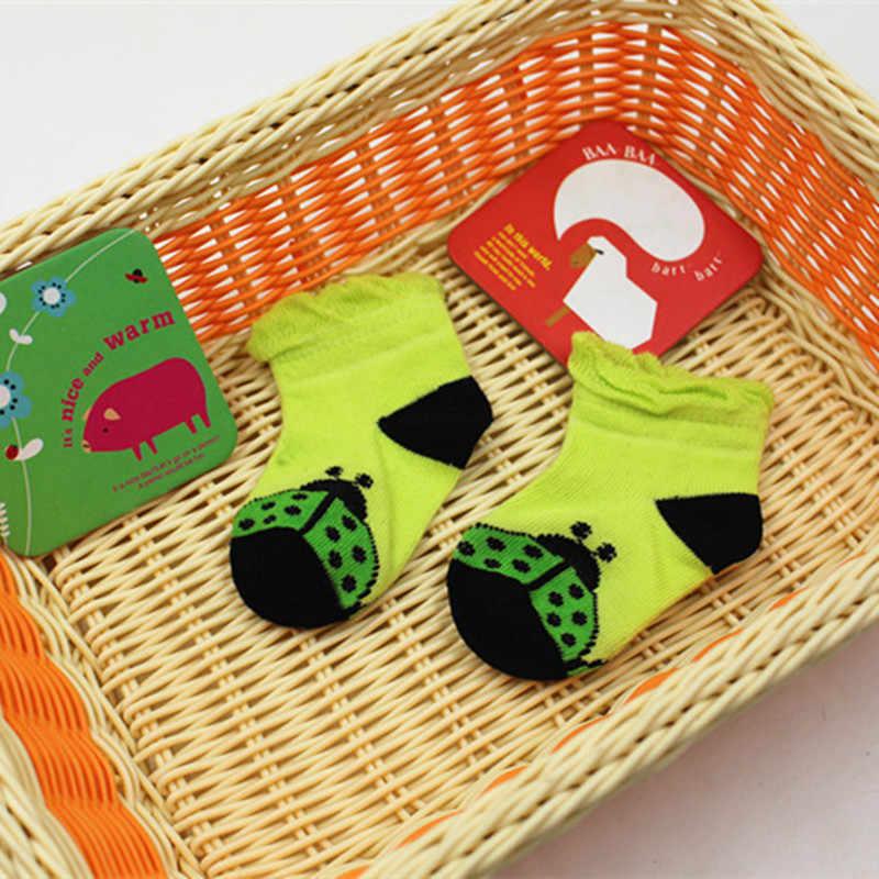 Lower ราคาโปรโมชั่นถุงเท้าเด็กแรกเกิดผ้าฝ้ายไม่มีกระดูกเย็บถุงเท้าเด็กถุงเท้าเด็กกระต่ายถุงเท้าเด็ก