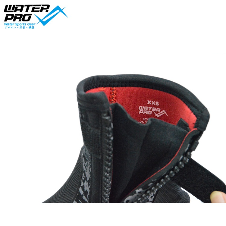 Vandens Pro GS 5mm nardymo batai nardymui - Vandens sportas - Nuotrauka 5