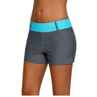 Sexy Bikini Bottom Swimming Trunks Sport Briefs Swimsuits Boardshorts Swimwear Beachwear Two Piece Separates plus size Bottoms