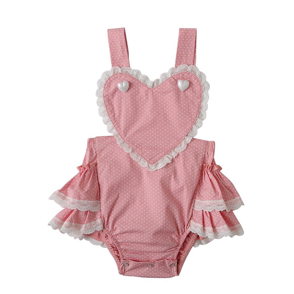 Infant Baby Girl Clothes Newborn Baby Clothes Cotton Girls Jumpsuit Baby Girl Rompers Ropa Bebe Toddler Kids Children Clothing