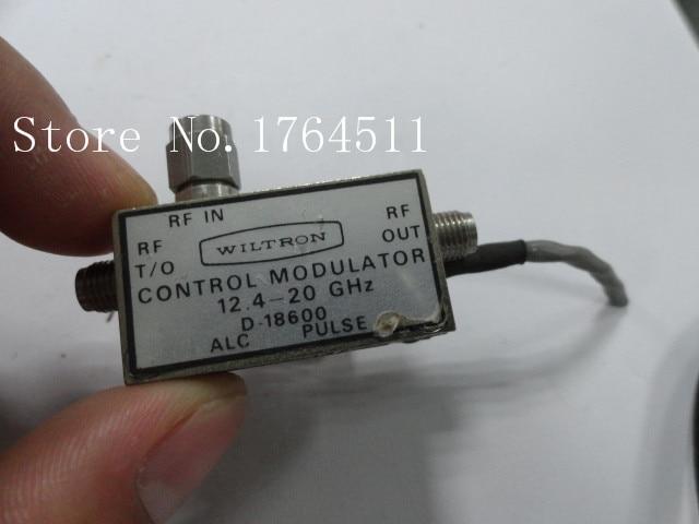 [BELLA] WILTRON D-18600 12.4-20GHz SMA Modulator