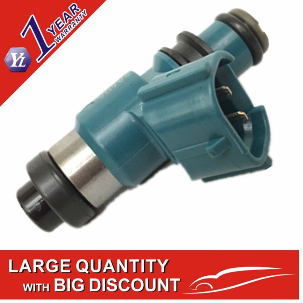 New Original 12 Holes Blue Motorcycle 13S 13761 00 Fuel Injector For YZF R6 YZFR6 2008