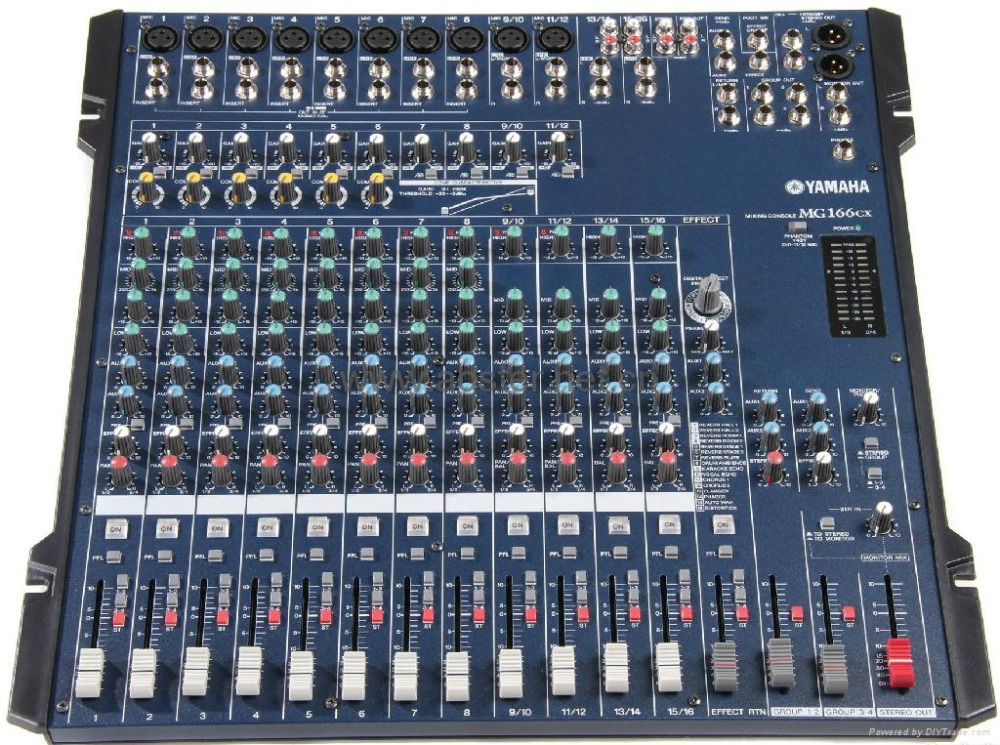 Image result for yamaha mixer