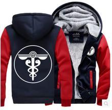 Shinya Psycho-Pass Kougami Shinya New Jacket Hoodie Thick winter School boy Adult Men coat cosplay costume