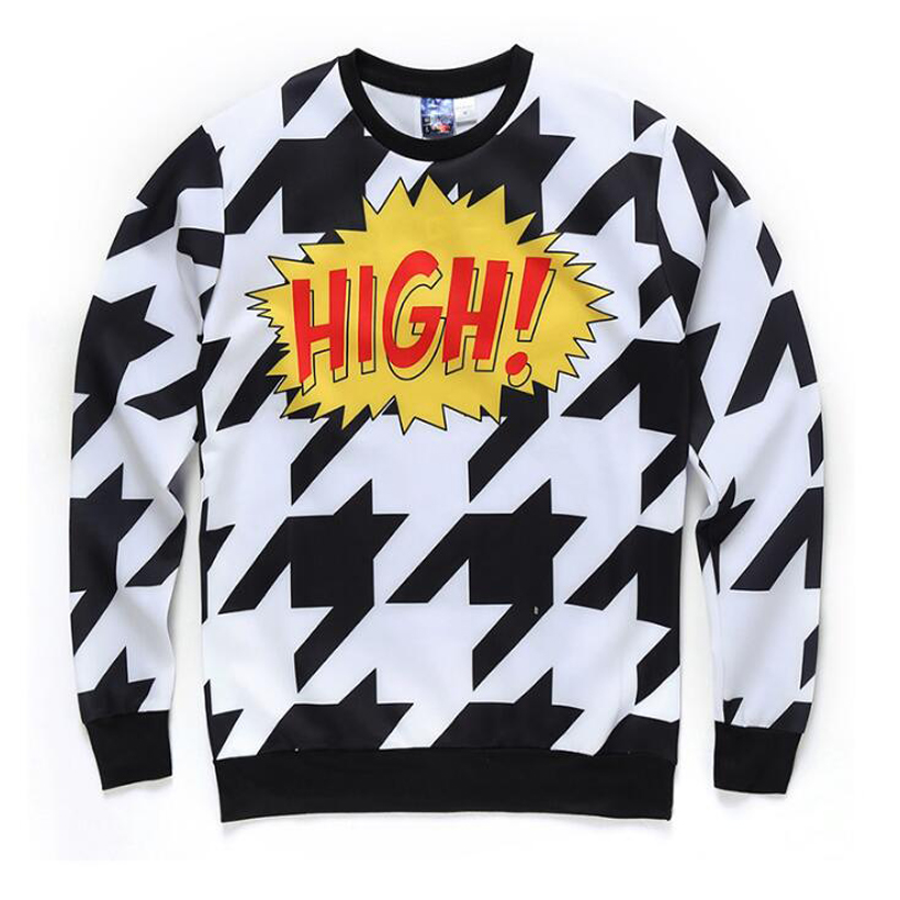 Mr.1991 Brand New design Geometric patterns letter 3D printed sweatshirts for girls big kids pullover hoodies teenage tops W61