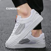 shoes men Brand Force One Sneakers Men Platform Casual Vulcanize Shoes zapatillas hombre deportiva Breathable Rubber flat shoes