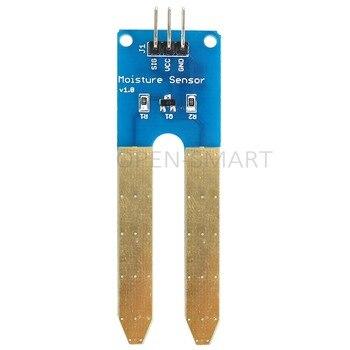 Датчик влажности почвы датчик влажности почвы позолоченный модуль влажности/датчик воды для Arduino