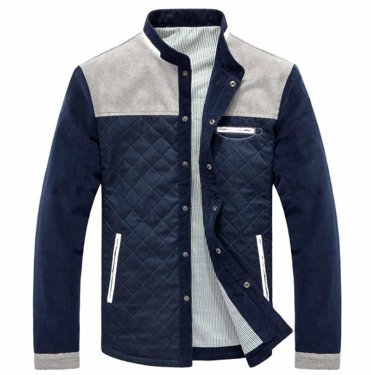 Весенне-осенняя мужская куртка бейсбольное узкое повседневное пальто мужские модные пальто Мужская Верхняя одежда брендовая одежда