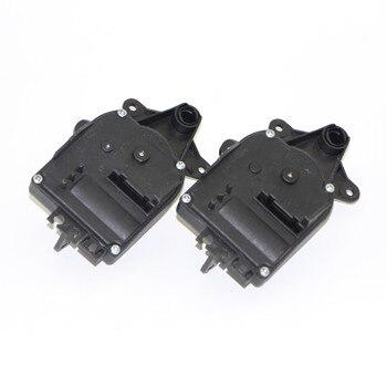2 PCS 18D 907 511A airconditioning verwarming aanpassing motor Giet VW Jetta Bora Golf MK4 Kever Octavia Seat Leon a3 S3 TT