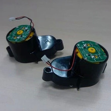 2pcs/lot (L Motor+R Motor)side Brush Motors for panda X500 Panda X850 Vacuum Cleaning Robot