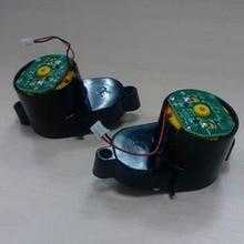 Robô limpador a vácuo, motor + motor r) escova lateral 2 pçs/lote (l motor + motor r) para robô panda x500 panda x850