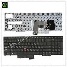 Tastiera russa per Lenovo ThinkPad Edge E530 E530c E535 E545 04Y0301 0C01700 V132020AS3 del computer portatile RU