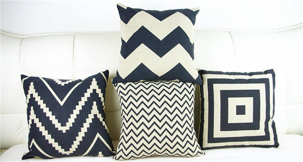 43 * 43cm Wholesale, European retro pillow, lumbar pillow office nap without the core support mixed batch