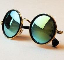 d3a462fbb5a M42 Round Circle Sunglasses Women Retro Vintage Glasses for Women Brand  Designer Sunglasses Female A Gafas De Sol