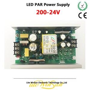 Image 4 - Litewinsune Freeship 150W 180W 200W DC24V 36V Schalter Power Supply Board für LED Par DJ Bühne beleuchtung