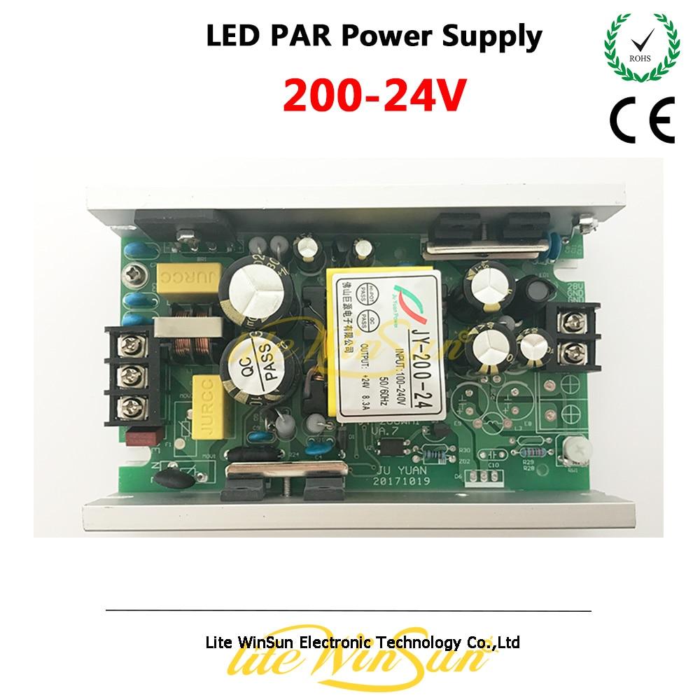 Image 4 - Litewinsune Freeship 150W 180W 200W DC24V 36V Switch Power Supply Board for LED Par DJ Stage LightingStage Lighting Effect   -