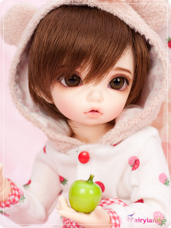 Free makeup&eyes included!TOP quality 1/6 bjd baby doll Fairyland littlefee bisou boy ante luna dreaming best gifts cute free makeup and eyes included sd doll 1 6 27cm bjd doll yotenshi hinata yosd baby doll bjd top quality