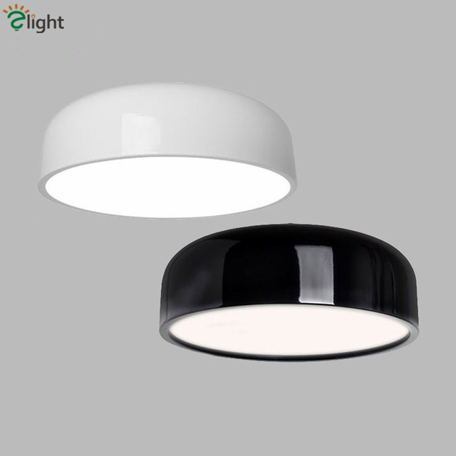 Modern Minimalism Led Ceiling Lamp Smithfield Metal Lighting Mounted Lamparas Re Luminaire Indoor