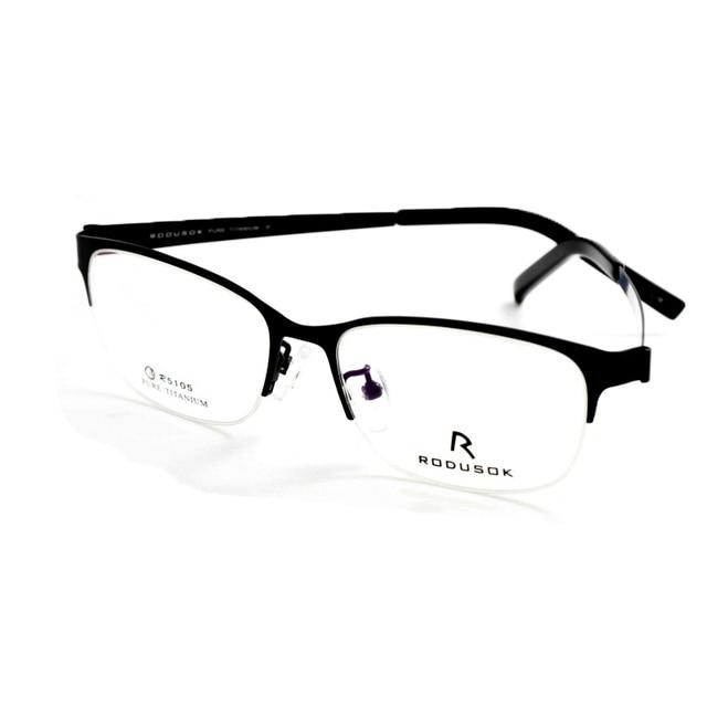 697bab18a0e Half Frame Charmant Titanium Eyeglass Frame Myopia Glasses Men Oculos De  Receituario Feminino 2015 Eyeglasses Eyewear Frames