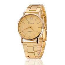 Women's Ultra Thin Silver Gold White Black Stainless Steel Fashion Casual Watch Female Waterproof Wristwatch