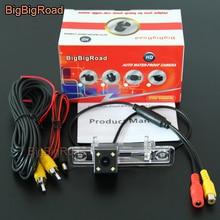 BigBigRoad Auto Videocamera vista posteriore Per Opel Zafira A 1999 2000 2001 2002 2003 2004 2005/Per buick nuovo excelle HRV macchina Fotografica di Backup
