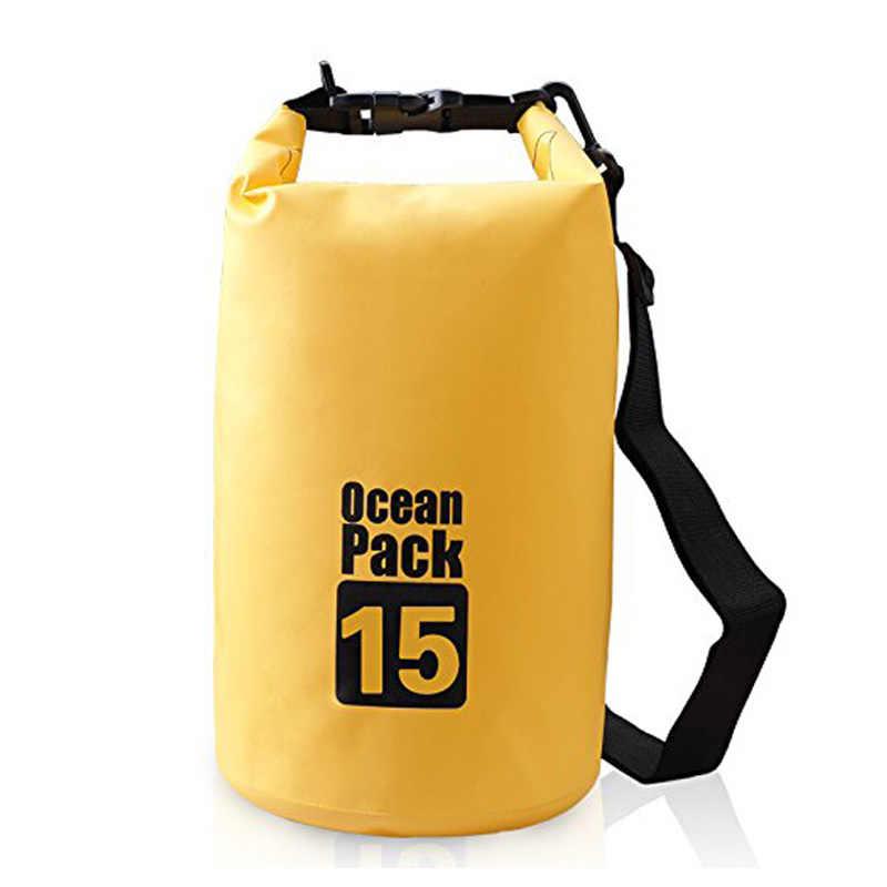 Водонепроницаемый для туалетной бумаги Топ Сухой сумки непромокаемый мешок для наружного портирования морской песок пляж дрейфование водной плавающей сумка для мобильного телефона чехол