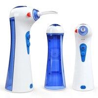 Nicefeel Rechargeable Dental Irrigator Oral Water Dental Floss Water Oral Flosser Teeth Cleaning Portable Oral Irrigator