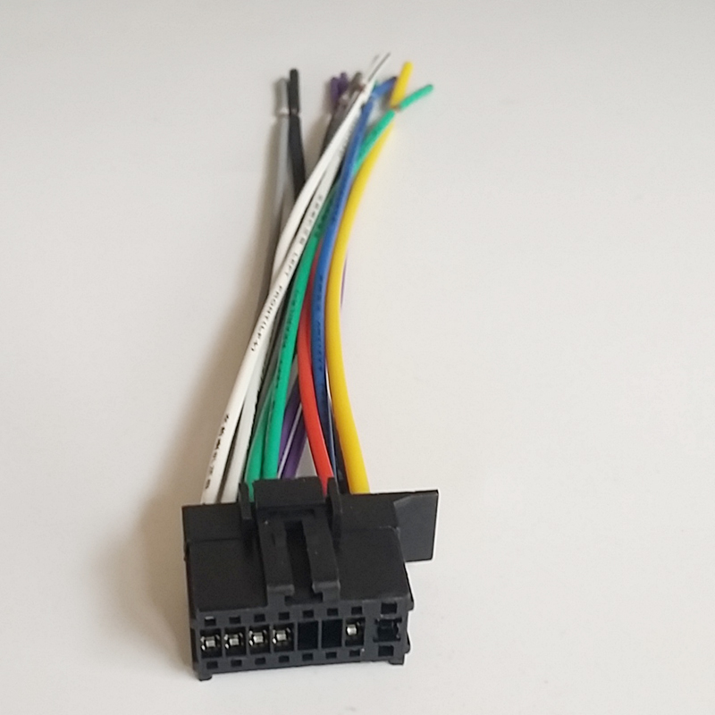 online get cheap 16 pin wire harness aliexpress com alibaba group Pioneer 16 Pin Wiring Harness for pioneer 2350 car radio stereo wire harness plug cable(china (mainland)) pioneer 16 pin wiring harness