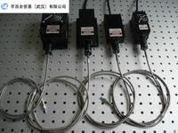 Módulo do laser do acoplador da fibra para 405nm 473nm 532nm 671nm 808nm 980nm 1064nm fc relação 400um-1m + sma905