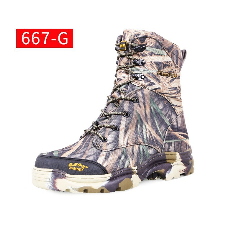 39-47 Size Mens Army Training Tactical Combat High Boots Outdoor Bionic Camouflage Hunting Desert Jungle Climbing Hiking Shoes  39-47 Size Mens Army Training Tactical Combat High Boots Outdoor Bionic Camouflage Hunting Desert Jungle Climbing Hiking Shoes