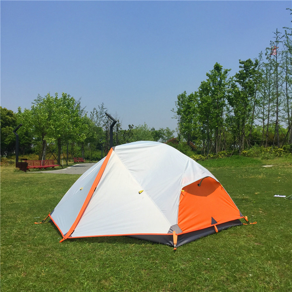 High-end Ultralight Trekking Tent,Double Layers 2 Person Waterproof Backpacking Tent, CZ-164 HUBBA NX Tent,ultralight Tent