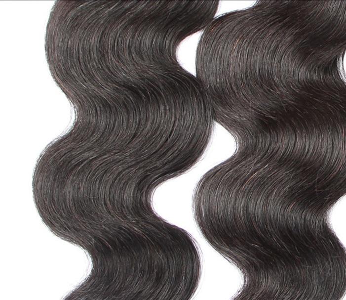 Easy Beauty Hair Product 20 Brazilian 100 Black Hair Extension Ebay