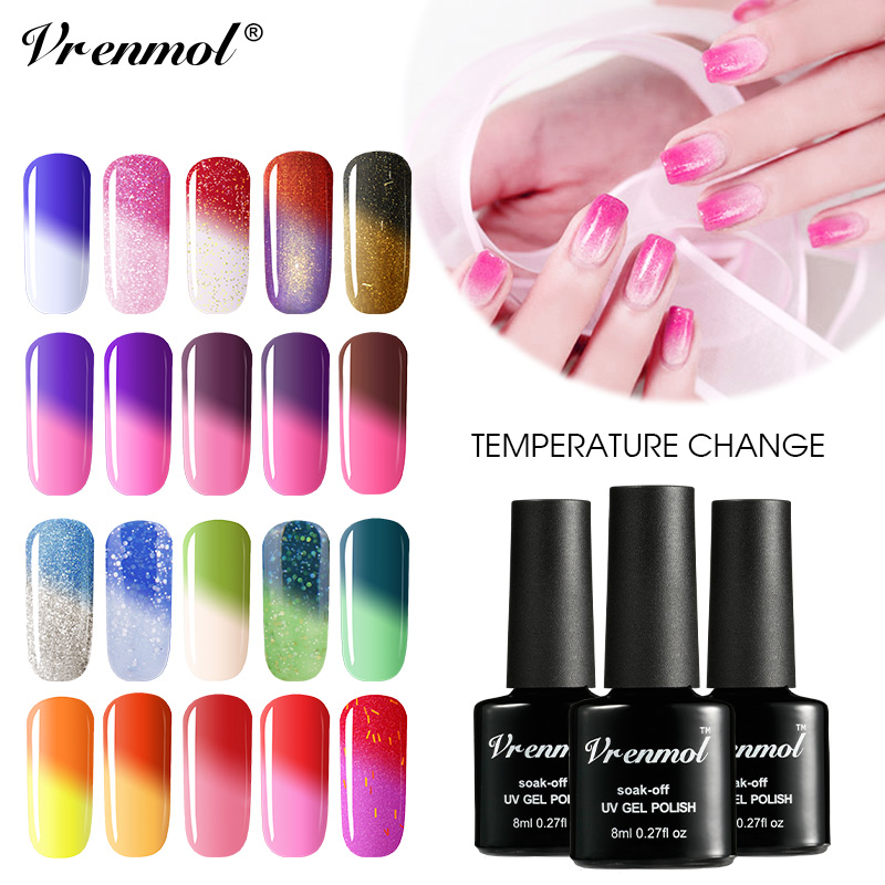 UR SUGAR Clear Pink Nude Building UV Gel for Nail